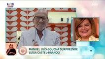 Manuel Luís Goucha TROCA A TVI  pela SIC