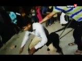 प्रतापगढ़: पुलिस के सामने चोर को ग्रामीणों ने पीट-पीटकर मार डाला