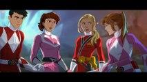 Power Rangers : Battle for the Grid - Bande-annonce de l'histoire (mise à jour gratuite)