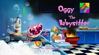 oggy the babysitter