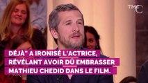 """Marion Cotillard sur le tournage de Nous finirons ensemble : """"Guillaume m'a fait rouler des pelles à tous ses potes"""""""