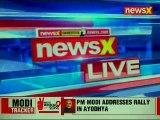 PM Narendra Modi Speech in Ayodhya, No Response on Ram Mandir, Lok Sabha Elections 2019