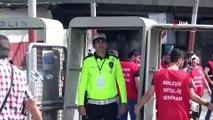 Kutlamaların yapılacağı Bakırköy'de yoğun güvenlik önlemleri alındı