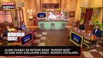 Burger Quiz : Alain Chabat de retour, Guillaume Canet et Marion Cotillard invités (vidéo)