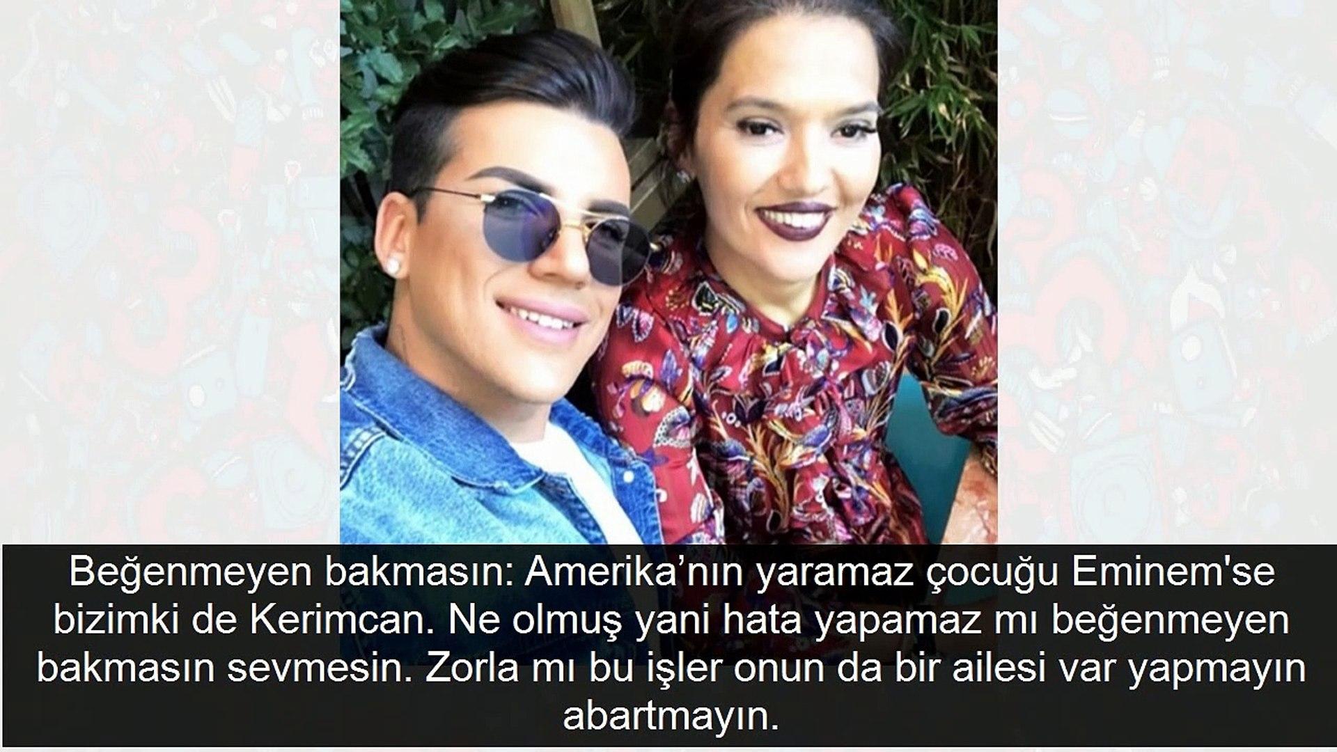 Kerimcan Durmaz'ın uçak videosuna skandal destek! Erkek adamın malı...
