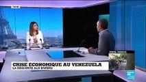 Crise économique au Venezuela : la descente aux enfers