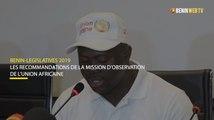 Bénin – Législatives 2019: les recommandations partielles de la mission de l'Union Africaine