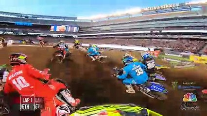GoPro: Ben Lamay 450 Main Event Highlights - 2019 Monster Energy Supercross from East Rutherford