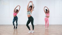 This 30-Minute Cardio Dance and Sculpting Workout Is Good For Your Body and Your Mind