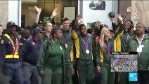 L'athlète féminine Caster Semenya devra limiter son taux de testostérone, le TAS conforte l'IAAF