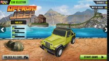 Offroad Jeep Driving Fun - Real 4x4 Jeep Adventure 2019 - Android Gameplay FHD #2