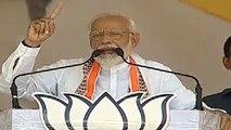 PM Modi के इस भाषण के बाद जब जनता हो गई बेकाबू, लगे मोदी-मोदी के नारे | वनइंडिया हिंदी