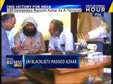 UN Security Council designates Jaish-e-Mohammed chief Masood Azhar as global terrorist