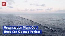 Ocean Cleanup Effort Will Work On The 'Pacific Trash Vortex'