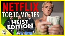 Best Movies on Netflix (Heist Edition) | We Pull Off a Heist While Reviewing Heist Netflix Movies