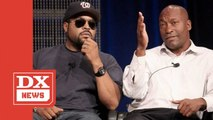 """Ice Cube Mourns """"Boyz N The Hood"""" Director John Singleton- """"There Are No Words"""""""