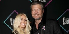 Blake Shelton Has Asked Gwen Stefani's Parents For Permission To Wed!