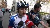 David Gaudu - interview d'arrivée - 1e étape - Tour de Romandie 2019