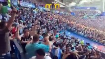 France VS Argentina FIFA 2018 World Cup match.(France vs Argentine Coupe du monde de football 2018.)