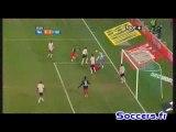 Pauleta 101ème buts pour le PSG contre Toulouse