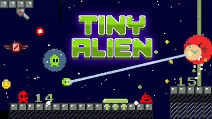 Tiny Alien - Let's Play Wednesday