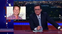 Stephen Helps President Obama Polish His Résumé -The Late Show with Stephen Colbert