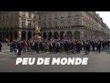 Jean-Marie Le Pen n'a pas attiré les foules pour le 1er mai