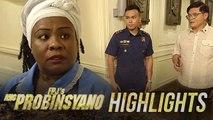 Oscar introduces his new police guard to Elizabeth | FPJ's Ang Probinsyano