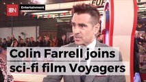 Colin Farrell Joins Cast Of 'Voyagers'