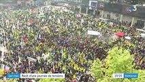 1er-Mai : une fête du Travail placée sous tension à Paris