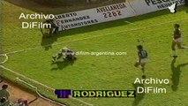 San Lorenzo de Almagro vs Velez Sarsfield - Torneo Clausura 1991