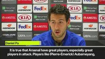 (Subtitled) Aubameyang is great but Arsenal concede goals - Parejo
