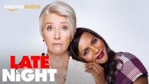 Late Night Movie - Mindy Kaling, Emma Thompson, John Lithgow, Amy Ryan