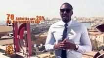 Bonne fête du travail: Les Grands Moulins de Dakar