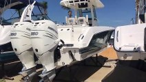 2018 Boston Whaler 280 Outrage For Sale at Marinemax Panama City Beach