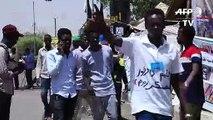 Des Soudanais du Darfour à Khartoum pour participer aux manifestations
