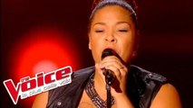 Rihanna et Calvin Harris – We Found Love   Maliya Jackson   The Voice France 2015   Blind Audition
