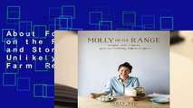 About For Books  Molly on the Range: Recipes and Stories from An Unlikely Life on a Farm  Review