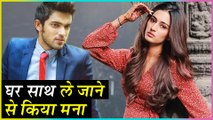 Parth Samthaan REFUSES Erica Fernandes To Take Her Home With Him