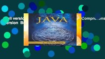Full version  Intro to Java Programming, Comprehensive Version  Best Sellers Rank : #1