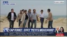 """La suite du film """"Les Petits Mouchoirs"""" attire les fans au Cap Ferret"""