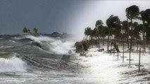 Cyclone Fani से खौफ में Odisha, ऐसे कहर बरपा सकता है फानी, देखें Video | वनइंडिया हिंदी