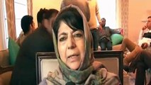 No One can touch Article 370 and 35-A  Mehbooba Mufti