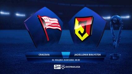 Cracovia 0:1 Jagiellonia Białystok - Matchweek 32: HIGHLIGHTS