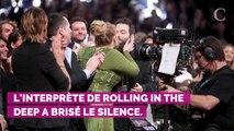 PHOTO. Adele brise le silence après l'annonce de son divorce... et c'est plutôt drôle