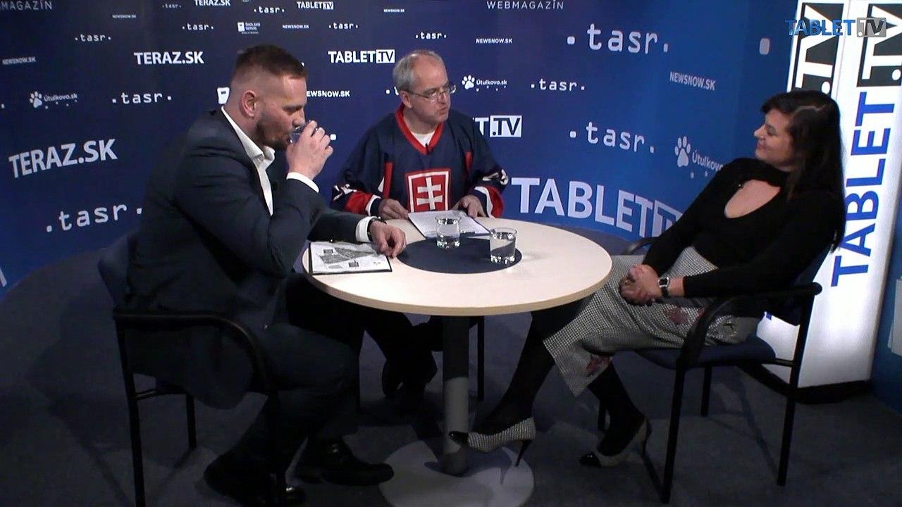 Bratislava: Mesto je na hokejové MS dobre pripravené, uisťujú J. Káčer a S. Svoreňová