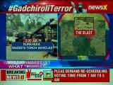 IED Blast by Maoists in Gadchiroli, Maharashtra: 16 Jawans Martyred, Who'll answer?