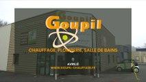 Goupil - Chauffage, plomberie, salle de bains à Avrillé près d'Angers