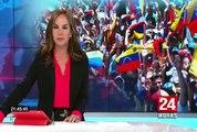Venezuela: dos muertos y más de 120 heridos en segundo día de protestas contra Maduro