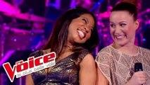 Chaka Khan – I'm Every Woman   Tifayne VS Mamido   The Voice France 2014   Battle